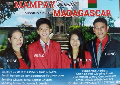 Venancio Mampay Jr.