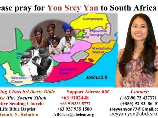 Srey Yan Yon