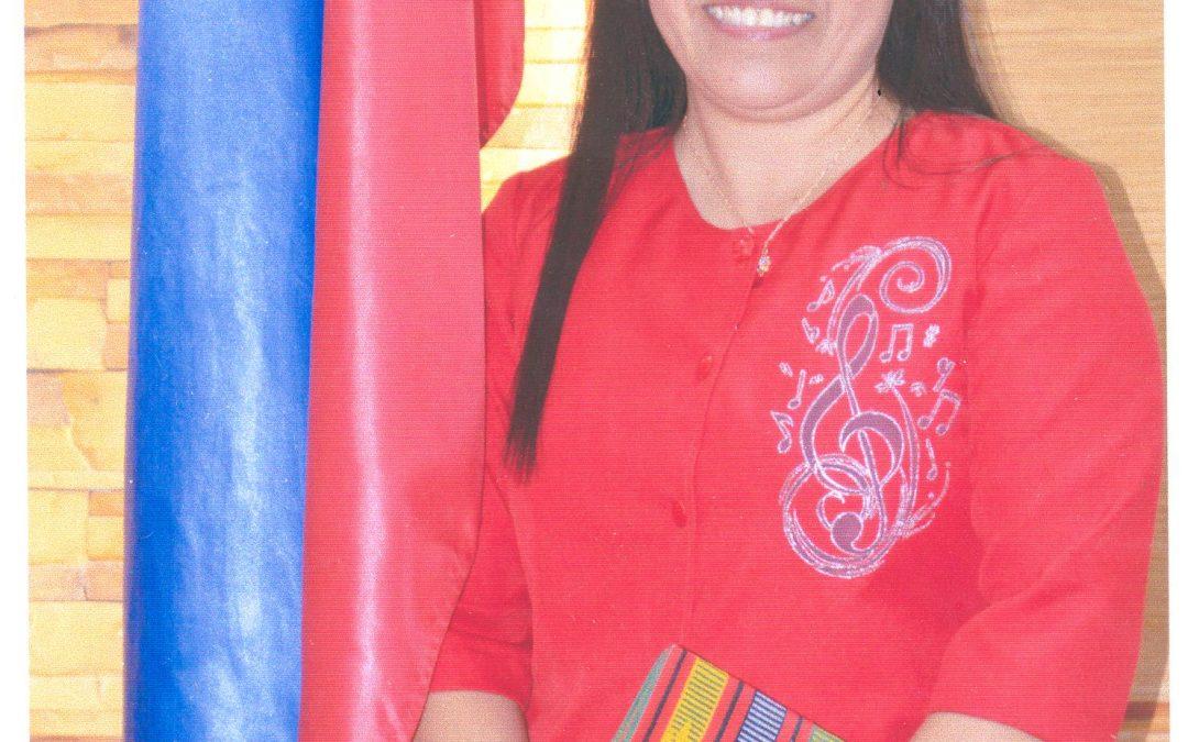 Flordiliza Solomon